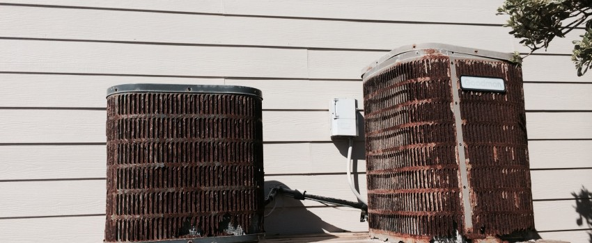 rusty heat pump